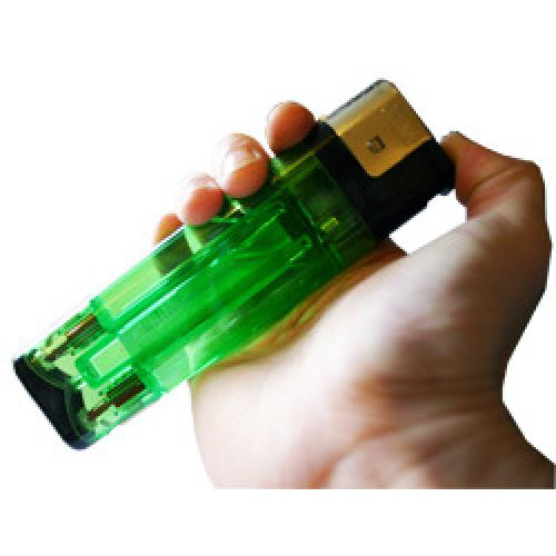 Plain Electronic Jumbo Lighter.jpg