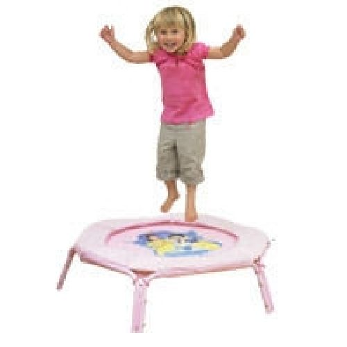 Disney Princess Kids Active Junior Trampoline