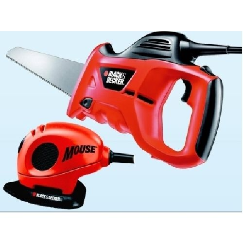 Black & Decker KS880PAK Handisaw & Mouse Sander