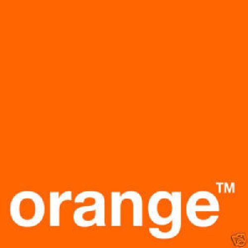 Orange Pay and go Sim Card