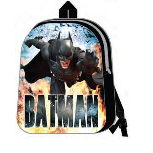 Batman New Design Junior Backpack Childs Kids Rucksack School Bag