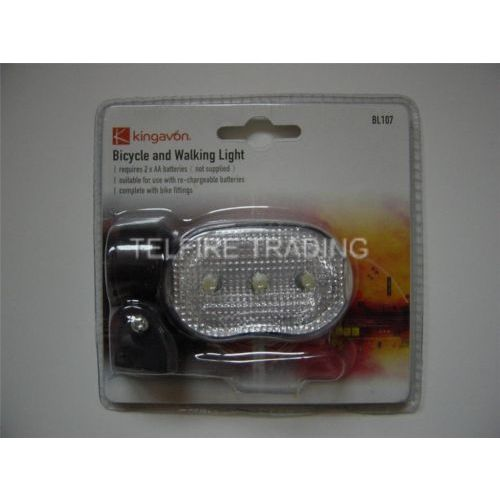 Bicycle Cycle Bike And Walking Front LED Light Lamp
