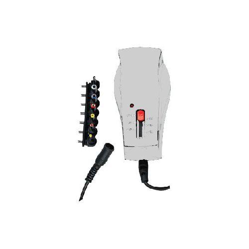 Masterplug AC/DC Mains Multi Volt Adaptor 2,500mA Only £9.99