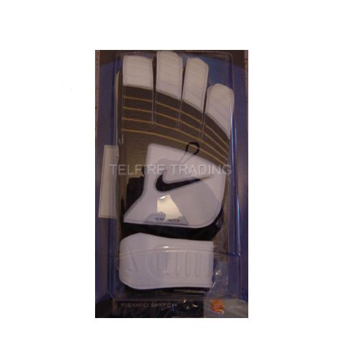 Nike Tiempo Match Football Adult Goalkeepers Gloves