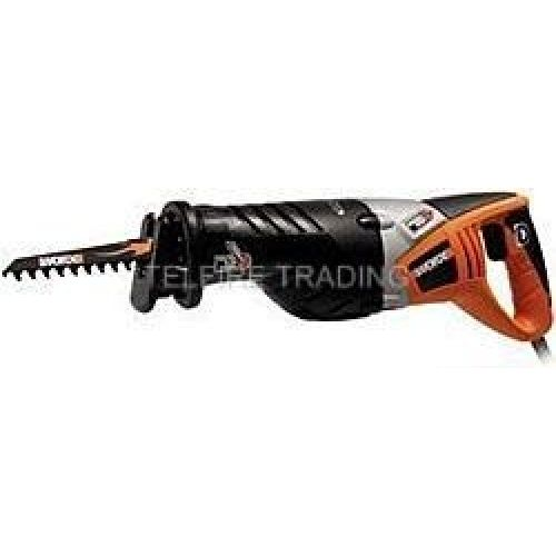 Worx 800W Reciprocating Saw in Case WX80RS 240v