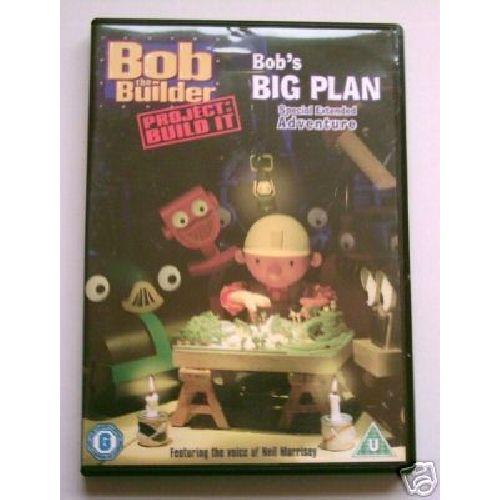 Bob The Builder DVD ´BOBS BIG PLAN´