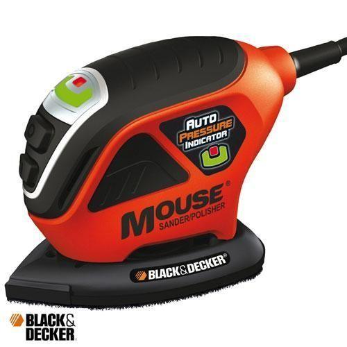Black & Decker KA168K Mouse Sander 240v