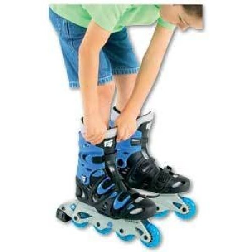 Urban SK8R Inline Skates With Pads Size UK 4-5