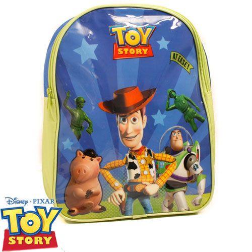 Disney Toy Story Junior Backpack Childs Kids Rucksack School Bag