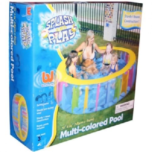 Bestway 6´ Kids Garden Colour Whirl Pool