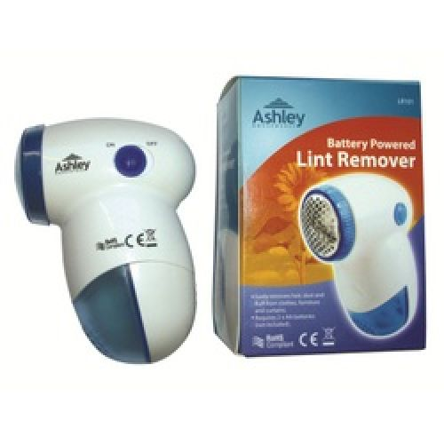 Battery Powered Lint Remover Knitwear Defuzza Shaver Debobbler £3.99