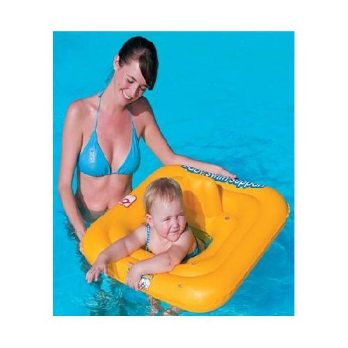 "Bestway 27"" Inflatable Baby Swim Seat Beach Float"