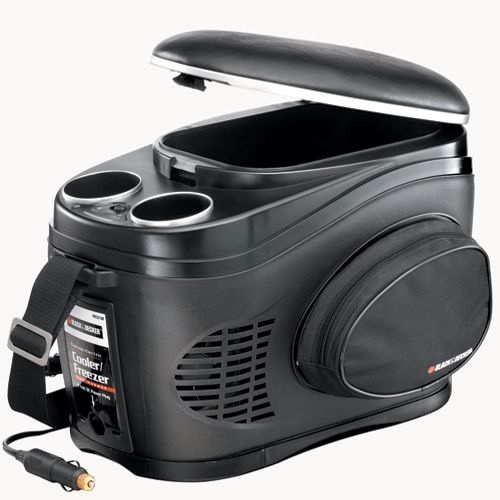 Black & Decker 12 Volt Thermo Electric Travel Cooler Box