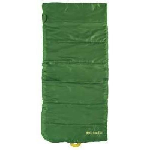 Columbia Thunder Scout Sleeping Bag Adult Size Green
