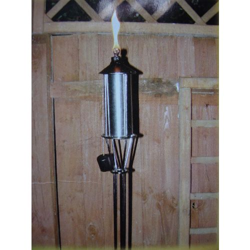 Stainless Steel Garden Torch / Lamp