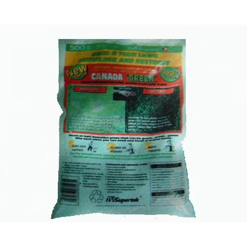 Canada Green Garden Grass Lawn Rebuilder and Restorer 500g Bag