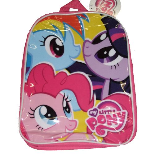 My Little Pony Junior Backpack Childs Kids Rucksack School Nursery Bag