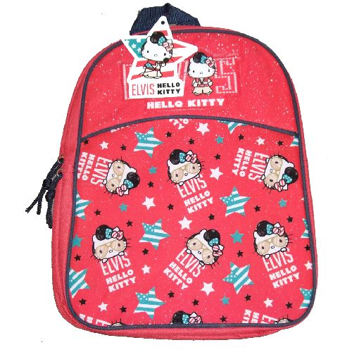 Hello Kitty ´Elvis´ Junior Backpack Childs Kids Rucksack School Bag