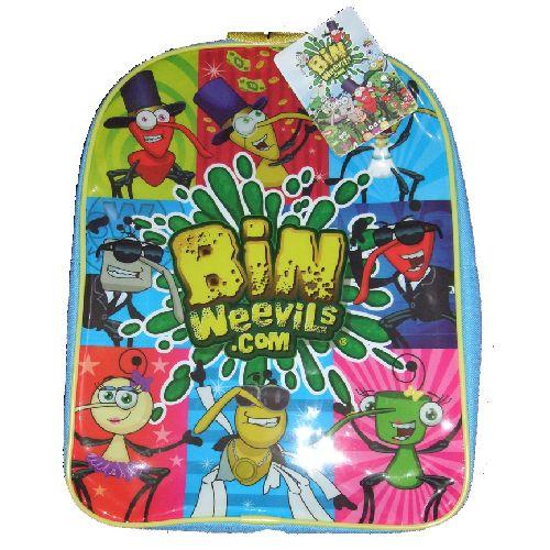 Bin Weevils Junior Backpack Childs Kids Rucksack School Nursery Bag