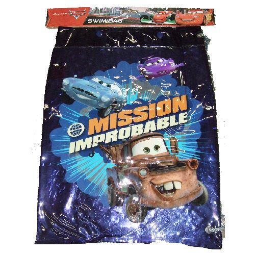 Disney Cars Swimming Bag Summer Breeze Style Pool Beach School Mission