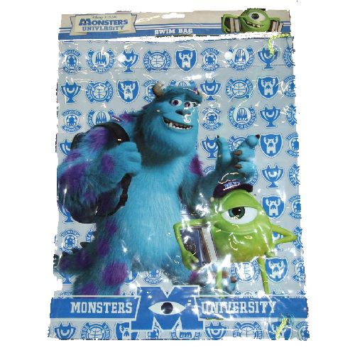 Monsters University Swimming Bag Summer Breeze Pool Beach Childs PVC
