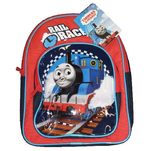 Thomas The Tank Engine Junior Backpack ´Rail Racer´ Childs Kids Bag
