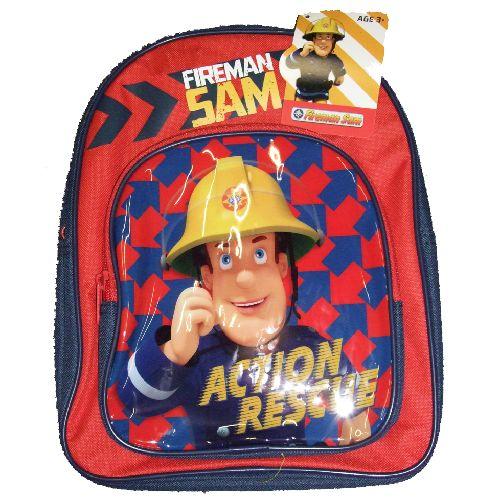 Fireman Sam Action Rescue Junior Backpack Childs Kids Rucksack Bag
