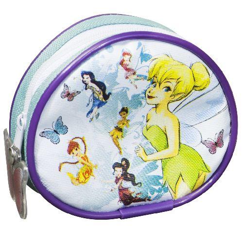 Disney Fairies Tinkerbell Princess & Friends Coin Purse