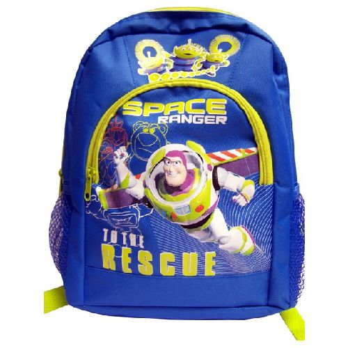 Disney Toy Story Twin Pocket Junior Backpack Childs Kids Rucksack School
