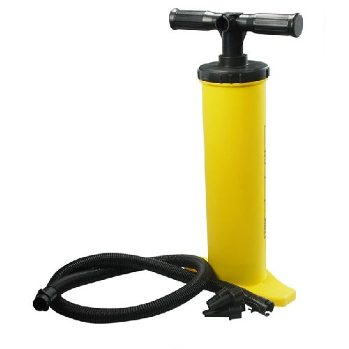 Double Action Air Hand Pump for Air Beds & Inflatables