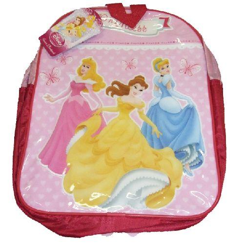 45ce3bde2f4 Disney Princess Junior Backpack Kids Childs Rucksack School Bag DSP-849