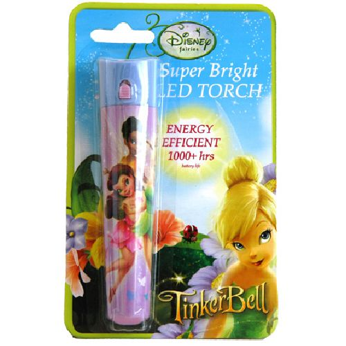 Disney Fairies TinkerBell Super Bright LED Torch