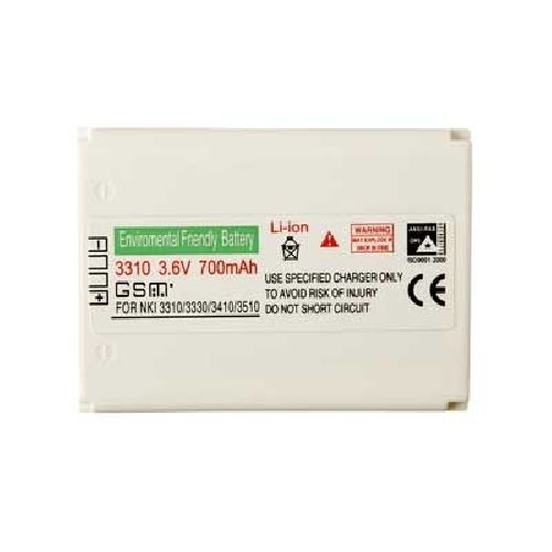 Nokia 3310 / 3330 / 3410 / 3510 700MAH LI-ION Battery