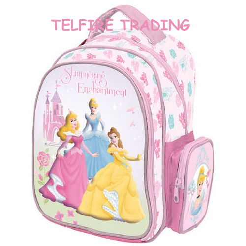 8a0f45f608c Telfire Trading - selling Disney Princess Deluxe Girls School Junior ...