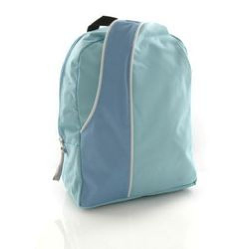 Small Blue Backpack Mini Rucksack Gym School Sports Hiking Bag