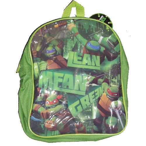 Teenage Mutant Ninja Turtles Junior Backpack Childs Kids Rucksack Bag
