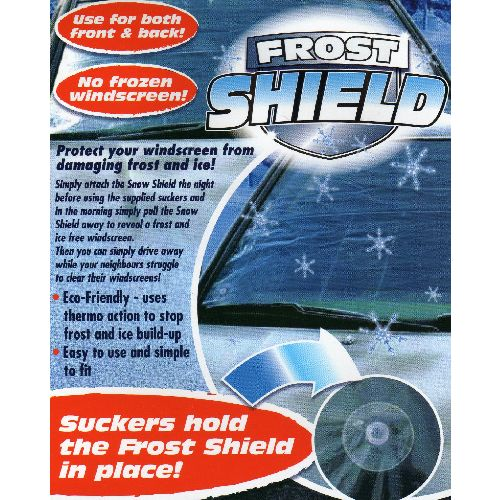 Car Windscreen Anti Ice Frost Shield Protector Snow Ice