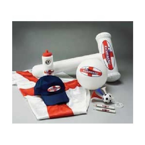 Kickmaster England World Cup Football Supporters Kit